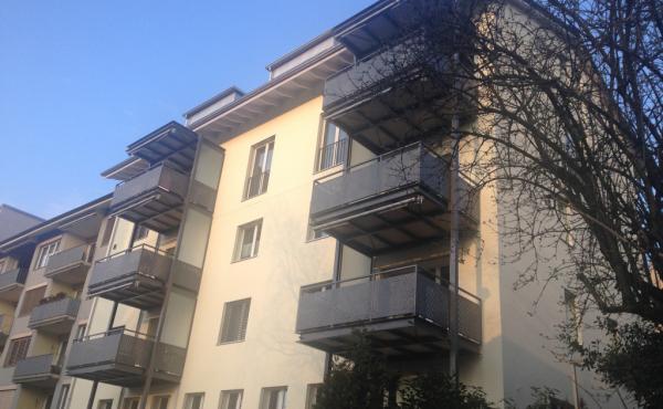 3-Zimmer-Wohnung 2. OG links, Brugg