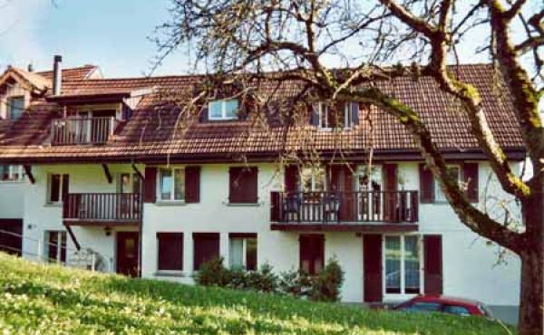 3½-Zimmer-Wohnung EG, Egliswil